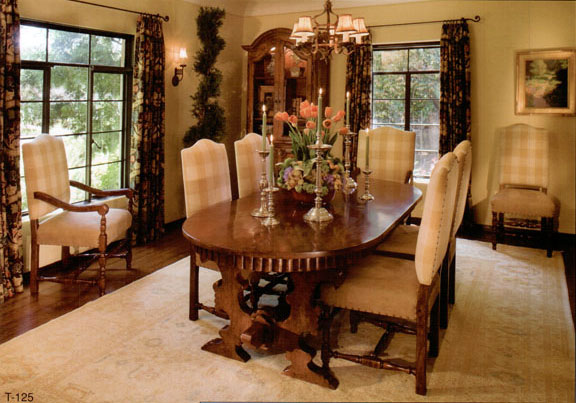 Sterling Collection Breakfast Nook